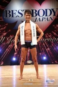 パーソナルトレーナー大野タカノブBBJ関東大会グランプリ受賞 写真